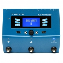 TC-Helicon VoiceLive Play Vocal/Guitar Multi-Effects Processor