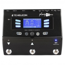 TC-Helicon VoiceLive Play Acoustic Vocal/Guitar Multi-Effects Processor