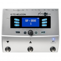 TC-Helicon VoiceLive Play Electric Vocal/Guitar Multi-Effects Processor