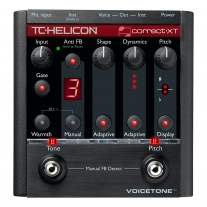 TC-Helicon VoiceTone Correct XT Vocal Multi-Effects Processor