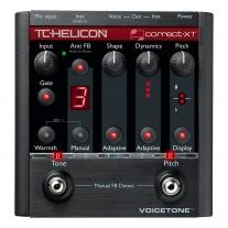 TC-Helicon VoiceTone Correct XT Vocal Multi-Effects Processor
