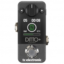 TC Electronic Ditto+ Plus Looper