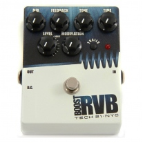 Tech 21 Boost R.V.B. Analog Reverb