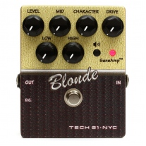 Tech 21 Character Blonde Overdrive