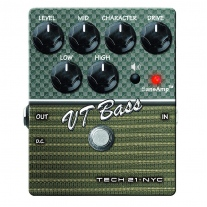 Tech 21 Character VT Bass V2 Overdive