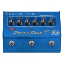 Tech 21 Double Drive 3X MOD Overdrive