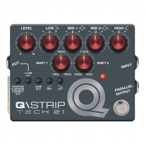 Tech 21 Q-Strip EQ/Preamp