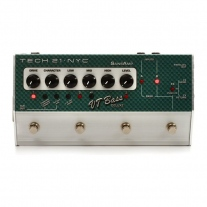 Tech 21 SansAmp Character Series VT Bass Deluxe