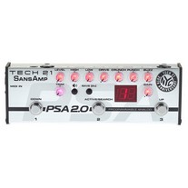 Tech 21 SansAmp PSA 2 0 Programmable Instrument Preamp