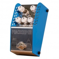 ThorpyFX Peacekeeper V2 Low-Gain Overdrive