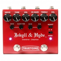 Truetone Jekyll & Hyde V3 Overdrive/Distortion