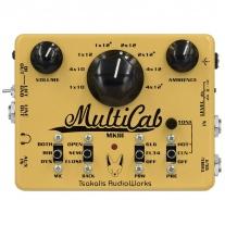 Tsakalis MultiCab MK3.5 Cabinet Sim/Preamp