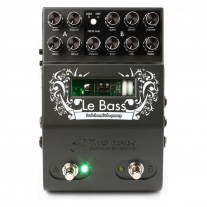 Two Notes Le Bass Dual Tube Bass Preamp