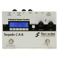 Two Notes Torpedo C.A.B. Speaker Simulator