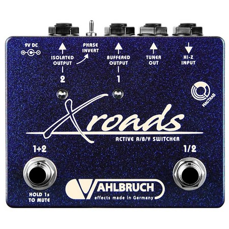Vahlbruch Xroads Active ABY Switcher