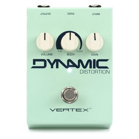 Vertex Dynamic Distortion