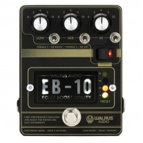 Walrus Audio EB-10 Preamp/EQ/Boost