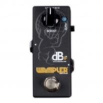 Wampler dB+ Plus Boost/Independent Buffer