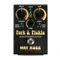 Way Huge WHE214 Pork & Pickle Bass Overdrive/Fuzz