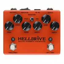 Weehbo Helldrive Dynamic Overdrive/Booster