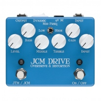 Weehbo JCM Drive Overdrive/Distortion