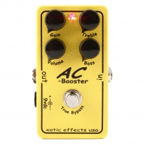 Xotic AC Booster Overdrive
