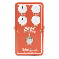 Xotic BB Preamp V1.5 Overdrive