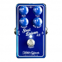 Xotic Soul Driven AH Allen Hinds Signature Overdrive