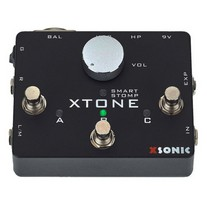 XSonic Xtone Interface/Foot-Controller
