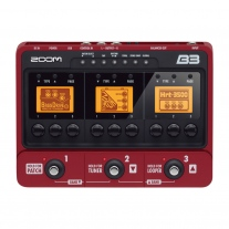 Zoom B3 Bass Multi-Effects
