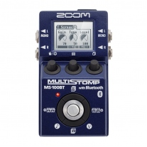 Zoom MS-100BT MultiStomp Multi-Effects
