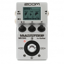 Zoom MS-50G MultiStomp Multi-Effects