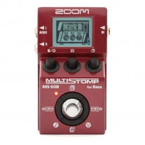 Zoom MS-60B MultiStomp Bass Multi-Effects