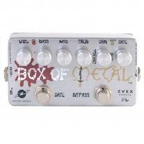 ZVEX Box of Metal Hand Painted Distortion