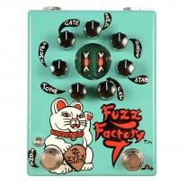 ZVEX Fuzz Factory 7 Hand Painted Fuzz