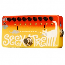 ZVEX Seek Trem Hand Painted Tremolo