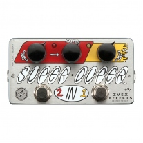 ZVEX Super Duper 2-in-1 Vexter Overdrive/Booster