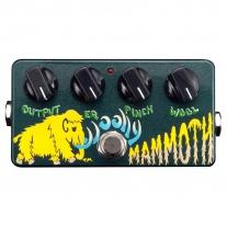 ZVEX Woolly Mammoth Hand Painted Fuzz